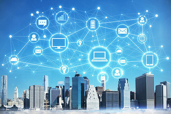 Smart Buildings IoT Devices